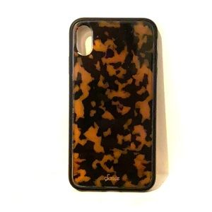 iPhone XS Max case by Sonix (tortoiseshell)